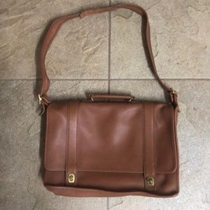 Coach Leather Briefcase  - Never used